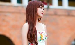 Đinh Hương lo sợ bị 'ném đá' khi làm 'người thứ ba'