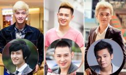 Sao nam Việt xấu, đẹp khi nhuộm tóc vàng