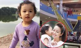 Con gái Jennifer Phạm chơi trò cảm giác mạnh khiến người lớn cũng 'khóc thét'
