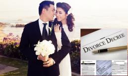 Người mẫu Ngọc Quyên ly hôn với chồng dù sắp sinh con?