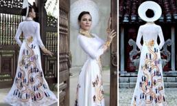 Lệ Quyên 'mang' 54 dân tộc anh em đến Hoa hậu Siêu quốc gia 2015