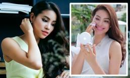 Phạm Hương đẹp 'hút hồn' trong hậu trường chụp ảnh