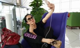 Chồng Thu Phương khoe tư thế tạo dáng chụp ảnh 'bá đạo' của vợ