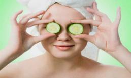 5 phương pháp tự nhiên làm dịu đôi mắt mệt mỏi