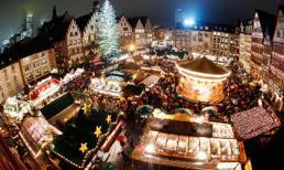 Những nơi đón Giáng sinh sôi động nhất thế giới