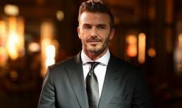 David Beckham diện vest đen lịch lãm trên thảm đỏ