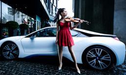 Violin Khánh Linh 'Nghệ sĩ 9x chân dài'