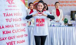 Gia đình Tâm Hiếu hết mình cùng 'Chạy vì trái tim'
