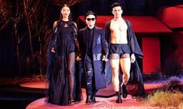 Mãn nhãn trước show thời trang Thu - Đông hoành tráng của Đỗ Mạnh Cường