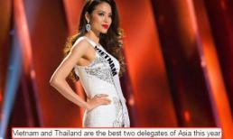 'Bà trùm Hoa hậu' khen ngợi và chúc Phạm Hương may mắn trước giờ G