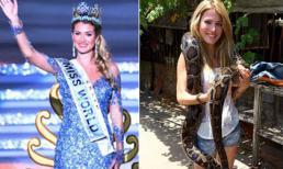 5 bất ngờ thú vị về Tân Hoa hậu Thế giới 2015