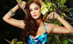 Chiêm ngưỡng vẻ đẹp nóng bỏng Tân Hoa hậu Hoàn vũ 2015