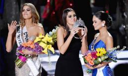 Trao nhầm vương miện - Sự cố có một không hai trong lịch sử Hoa hậu Hoàn vũ