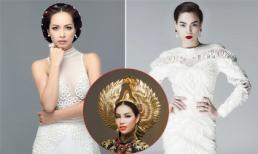 Sao Việt bày tỏ thái độ khi Phạm Hương trượt top 15 Hoa hậu Hoàn vũ