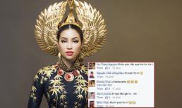 Dân mạng 'dậy sóng' sau khi Phạm Hương trượt top 15 Miss Universe