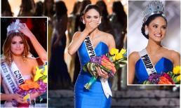 Colombia bị trao nhầm vương miện, Philippines đăng quang Miss Universe 2015