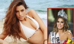 Ngắm vẻ đẹp say lòng của Hoa hậu Hoàn vũ 'hụt' Colombia