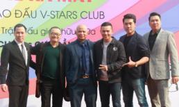 Dàn sao hội tụ trong buổi lễ ra mắt Áo đấu V-Stars
