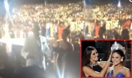 Tân hoa hậu Phillippines và MC lên tiếng sau hậu trường 'hỗn loạn' vì công bố nhầm
