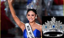 Vương miện Hoa hậu Hoàn vũ gần 7 tỷ đồng được làm từ gì?