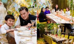 Đàm Vĩnh Hưng mở 'tiệc hoàng gia' tại biệt thự triệu đô