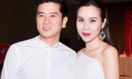 Vợ chồng Lưu Hương Giang - Hồ Hoài Anh tái hợp dịp cuối năm