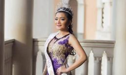Á hậu 1 Hoàng My 'chiến thắng bản thân' tại cuộc thi HH Phụ nữ người Việt thế giới 2016