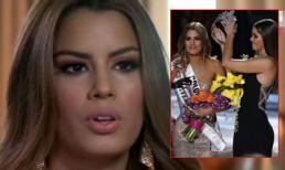 Hoa hậu 'hụt' Colombia chỉ trích gay gắt tổ chức Miss Universe