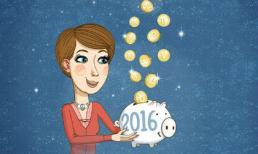 Dự đoán vận mệnh tài chính năm 2016 của 12 cung hoàng đạo