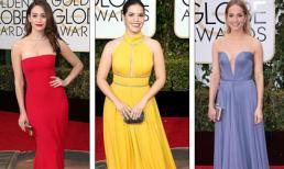 Dàn mỹ nhân Hollywood lộng lẫy trên thảm đỏ Quả cầu vàng 2016