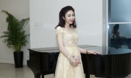 NTK Nhật Phượng đẹp rạng rỡ tham dự sự kiện Gala Dạ vũ Doanh nhân