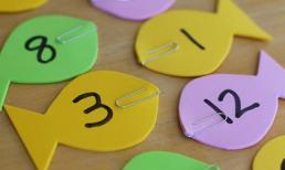 Mách mẹ cách tổ chức các hoạt động toán học giúp trẻ phát triển tư duy