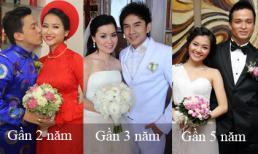 Cặp vợ chồng sao Việt nào kết hôn lâu nhưng vẫn chưa chịu sinh con?