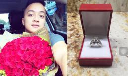 Cao Thái Sơn lãng mạn cầu hôn người yêu