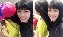 Con gái Phương Thanh nghỉ học làm quản lý cho mẹ