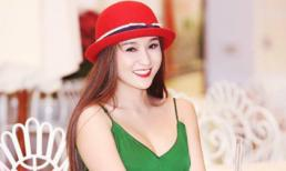 Cherry Đào nổi bật với vẻ đẹp tươi trẻ và bản lĩnh trong kinh doanh