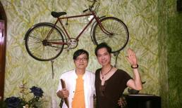 Nhất Huy chia sẻ về chiếc xe đạp 'huyền thoại' của Ngọc Sơn