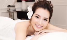 Hoa hậu Trúc Diễm 'bật mí' bí quyết rạng ngời đầu xuân