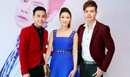 Xuân Nguyễn 'diện' hàng hiệu bên ca sĩ trẻ khoe vẻ đẹp sang trọng