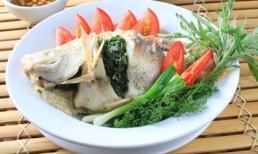 Cách làm món cá chép hấp ngải tốt cho sức khỏe
