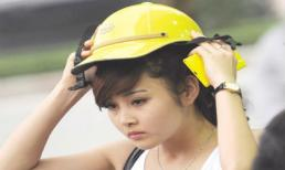 Bí quyết chống rụng tóc khi đội mũ bảo hiểm