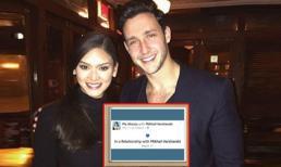 'Bác sĩ quyến rũ nhất thế giới' thừa nhận hẹn hò Hoa hậu Hoàn vũ 2015 Pia