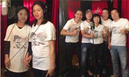 Vợ con và các nghệ sĩ Việt cùng nhau hát để tưởng nhớ về Trần Lập