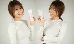 Hot girl Việt 'mê tít' kem White Angel Skinaz Hàn Quốc