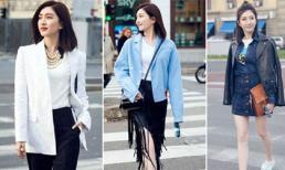 Gu thời trang sành điệu của bạn gái cũ Hồ Ca - Giang Sơ Ảnh