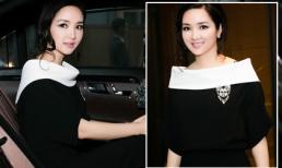 Hoa hậu Giáng My U50, vẻ đẹp vẫn thách thức thời gian