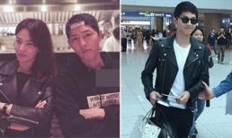 Hàng hiệu đẳng cấp của Song Joong Ki khiến chị em 'mê mệt'