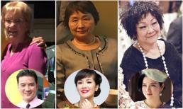 Lộ diện bố mẹ nuôi ngoại quốc của sao Việt