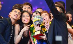 Học trò Ngô Thanh Vân trở thành Nam vương đầu tiên trong lịch sử BNHV