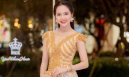 Dương Kim Ánh đẹp ngọt ngào đi sự kiện vinh danh phái đẹp